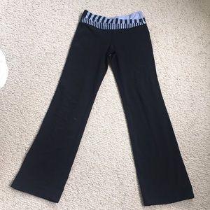 Lululemon Astro Yoga pants flare leg